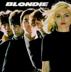 80s Music blondie | Music Bits: My 80s Bands | One Stitch Two Stitch