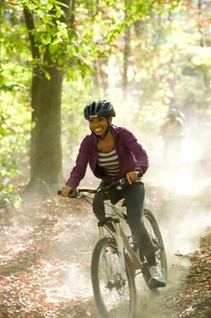 Kentucky has some of the best mountain biking trails in the United States.