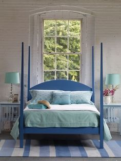 Bed by Maine Cottage | Calvin Bed  #mainecottage