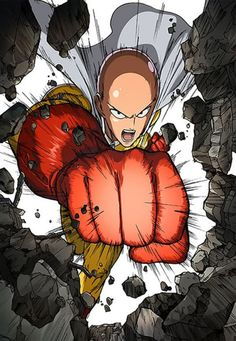 One Punch Man FTW!