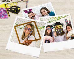 DIY accessoires de Photo Booth