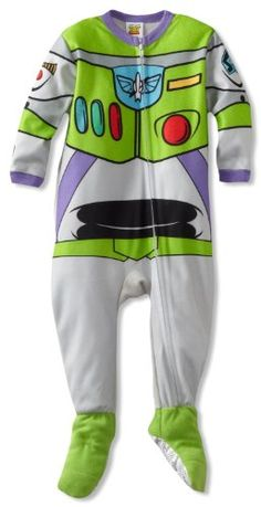 Disney Baby Boys Heres Buzz Lightyear Blanket Sleeper Green 18 Months *** Read more at the image link.