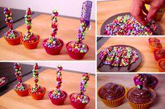 Notez cette recette Vous voulez épater vos amis mais vos talents de magiciens ne sont pas convaincants ?Essayez le « NoGravity cupcake » ! C'est simple, vous allez voir, une fois qu'on connaît l'astuce… Pour débuter, il faut d'abord faire un cupcake au Nutella, en suivant cette recette. Ensuite, il vous faut : Les ingrédients...