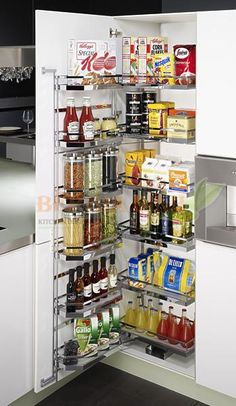 Holtams Kitchen and Bedroom Showroom. Design, manufacture and installation of quality kitchens and bedrooms and appliances Kitchens And Bedrooms, Quality Kitchens, Larder, New Kitchen, Kitchen Ideas, French Door Refrigerator, Liquor Cabinet, Kitchen Design, Kitchen Appliances
