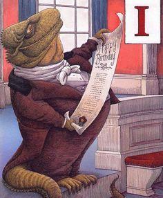 The Birthday Book | Eric Metaxas, Illustrations by Tm Raglin