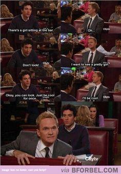 Barney's So Cool…
