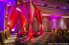 indian wedding decor sangeet mehndi http://maharaniweddings.com/gallery/photo/10186
