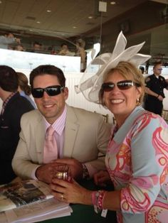 "Our favorite QB checked out the Kentucky Derby.Let's Make 12/12/12 ""Aaron Rodgers Day"""