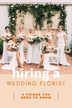 As farmer-florists who specialize in wedding design, The Barn Of Chapel Hill's Wild Flora Farm knows exactly what you need to look for when hiring a wedding florist. Read their latest blog post to get 5 tips on finding the best wedding florist for your important day and discover why having a lineup of vendors who work harmoniously together is truly the secret sauce to making your wedding planning experience fun   smooth. Vintage Wedding Flowers, Blush Wedding Flowers, Winter Wedding Flowers, Hair Flowers, Farm Wedding, Wedding Tips, Wedding Hair, Wedding Decor, Wedding Planning