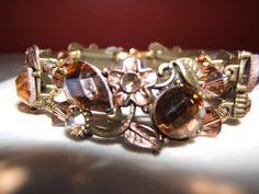 Topaz Bracelet by BJDevine on Etsy