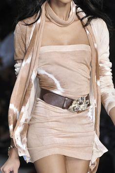 Blumarine at Milan Fashion Week Spring 2010.