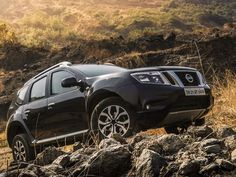 Either the obstacles wins OR You Do! Always believe in yourself. #NissanTerrano