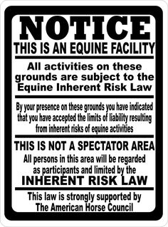 Notice This is a Equine Facility Sign Storefront Signs, Farm Layout, Ranch Farm, Barn Signs, Horse Camp, Future Farms, Work Horses, Breyer Horses, Horse Barns