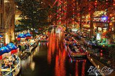 San Antonio Riverwalk Christmas Lights | San Antonio Riverwalk Christmas |  Riverwalk Christmas Lights | Flickr