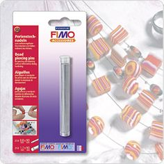 STAEDTLER FIMO Accessoires bead piercing pins 8712 20