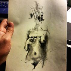Sketches  eskiz dessin