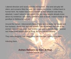 Ashes Reborn teaser