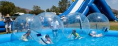 Kids Faire at the Temecula Valley Balloon and Wine Festival. Photo by Chip Morton Photography