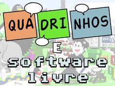 Quadrinhos e software livre by karlisson via Slideshare