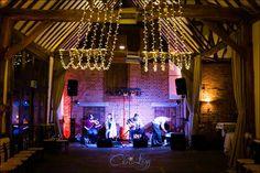 Wedding fairy lights at Bix Manor. Photo credit : Chris Legg