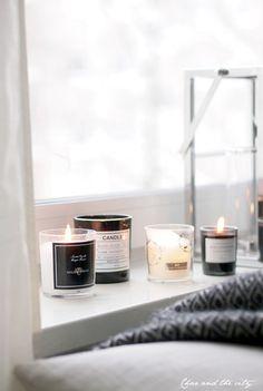 candles for a relaxing feeling | Kerzen dürfen beim entspannten Wellnesstag nicht fehlen