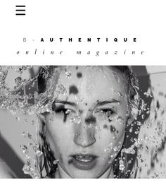 ANIA for B-Authentique magazine!
