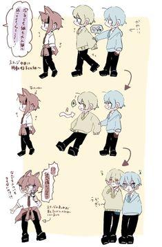 Twitter Anime Best Friends, Anime Comics, Fan Art, Manga, Twitter, Illustrations, Drawings, Manga Anime, Manga Comics