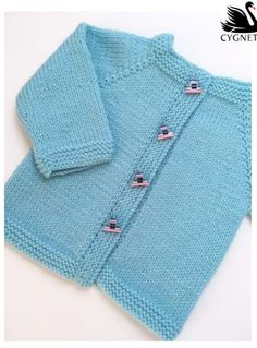 New and Free Baby Knitting Patterns Baby Knitting Patterns Free Newborn, Baby Cardigan Knitting Pattern Free, Knitting Patterns Boys, Baby Sweater Patterns, Knitted Baby Cardigan, Knit Baby Sweaters, Knitted Baby Clothes, Baby Patterns, Free Knitting