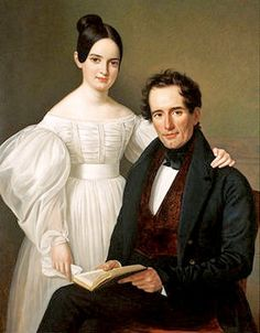 Jean Joseph Vaudechamp (1790-1866) — Edmond Jeane Forstall and Desirae Forstall (507x650)