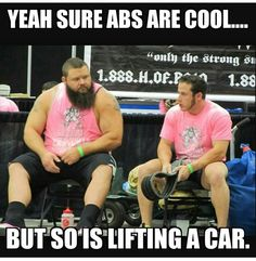 The Science of Strongman: How heavy is the car deadlift? Powerlifting Motivation, Fitness Motivation, Sport Motivation, Workout Memes, Gym Memes, Gym Workouts, Wod Workout, Training Workouts, Bodybuilding