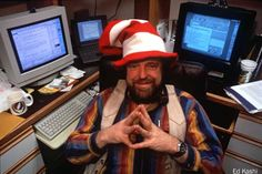 John Perry Barlow Word Drop, John Perry Barlow, Gone Too Soon, Grateful Dead, Love And Light, Gd, Rock N Roll, Thats Not My, Music