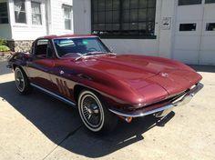 1965 Chevrolet Corvette Corvette Coupe, 327/350hp, 4 Spd.,