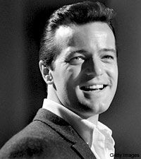 "Tonight 1-8 in 1961: Fresh from his 'discovery yr as Lancelot in Camelot on Broadway, Robert Goulet makes his first TV appearance, singing ""If Ever I Would Leave You"" on CBS-TV's Ed Sullivan Show. It would be the first of 17 appearances for the singer."