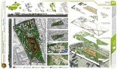 Masterplan Tesi di Laurea in Architettura di Alessio Pea