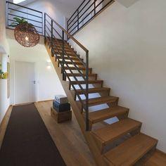 Bodenständig, aber mit moderner Wohnstruktur - Niederösterreich GESTALTE(N) Stairs, Home Decor, New Construction, Boden, Architecture, Stairway, Decoration Home, Room Decor, Staircases