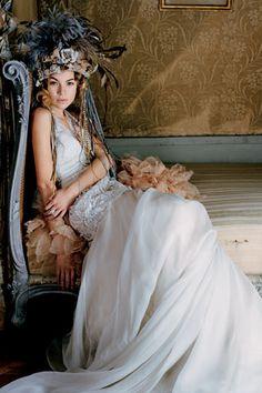 Wedding Gowns In Vogue « Clarice Gomes