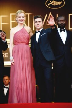 Zac Efron and Nicole Kidman promote The Paperboy in Cannes