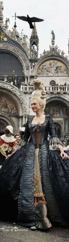 ~Carnevale di Venezia | House of Beccaria