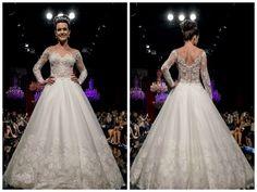 Desfile Solaine Piccoli no Casamoda Noivas 2015 - Inesquecível Casamento