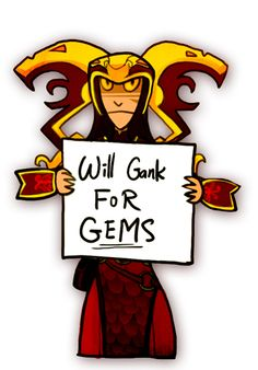 Smite - Will gank for gems by Zennore