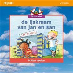 Schatkist nieuw uit pakket 2 - Prentenboek anker Buiten spele