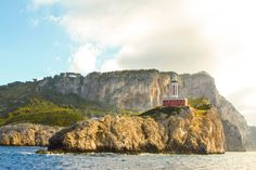 Punta Carena Lighthouse Location: Capri, Italy 2016 Photo Contest Winner-Place