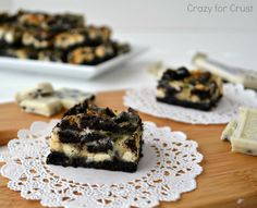 cookies n cream magic bars