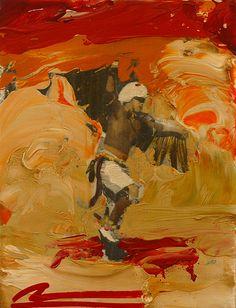 Mateo Romero - Blue Rain Gallery / Santa Fe New Mexico