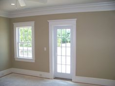 Window & Door trim