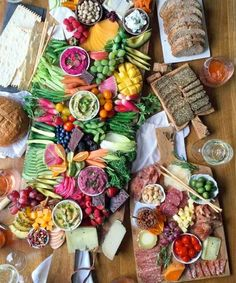 Hosting a party at home? Look no further than these 15 swoon-worthy cheese and charcuterie boards that we are absolutely obsessed with.