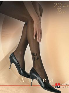 Collant fantaisie Rea Noir de chez Adrian. Laure Le Marechal · Collants  femme a32b81c4d59c