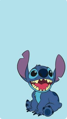 Disney Stitch, Lilo Ve Stitch, Disney Phone Wallpaper, Cartoon Wallpaper Iphone, Cute Cartoon Wallpapers, Iphone Wallpapers, Hd Desktop, Cartoon Cartoon, Cute Wallpaper Backgrounds