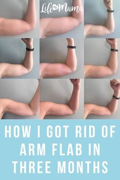 I got rid of my arm flab in just three months and using only 5 pound weights! It only takes 15 minutes, 4 times a week to get toned arms. How I Got Rid Of Arm Flab In Three Months Get Toned, Toned Arms, Health And Wellness, Health Tips, Health Fitness, Health Benefits, Fitness Logo, Planet Fitness, Life Time Fitness