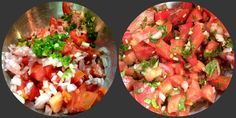 Fresh Salsa for any Mexican meal